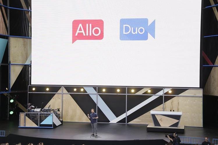 La presentación de las nuevas apps se llevó a cabo este miércoles, en San Francisco, California. (Foto Prensa Libre: AP).