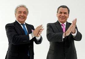 """Los del Río es el dúo musical español autor del tema """"La Macarena"""". (Foto Prensa Libre: HemerotecaPL)"""