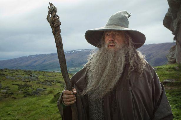 El actor Ian McKellen que interpretó a Gandalf en el Señor de los anillos rechazó una oferta millonaria. (Foto Prensa Libre: Hemeroteca PL)