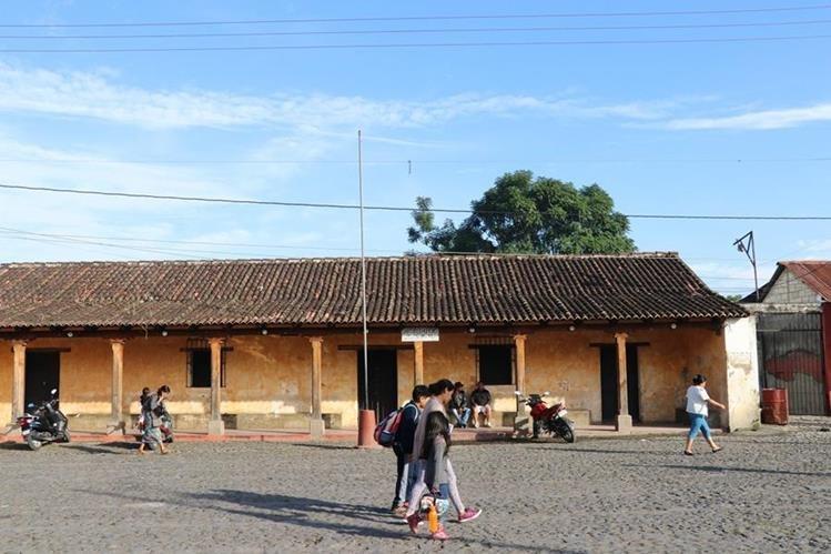 La alcaldía auxiliar de San Pedro Las Huertas espera llevar a cabo las elecciones comunitarias para cumplir con el reglamento.(Foto Prensa Libre: Julio Sicán)