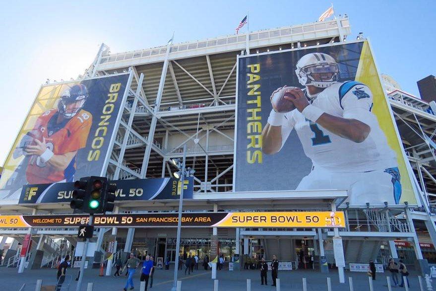 El Super Bowl 50 tuvo su sede en la ciudad de San Francisco. (Foto Prensa Libre: EFE)