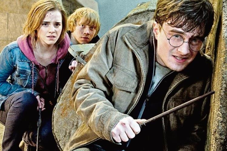La última película de la saga de Harry Potter se estrenó en 2011. (Foto: AP)