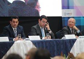 Clima político preocupa a 94 por ciento de empresarios del país. (Foto Prensa Libre: Hemeroteca PL)