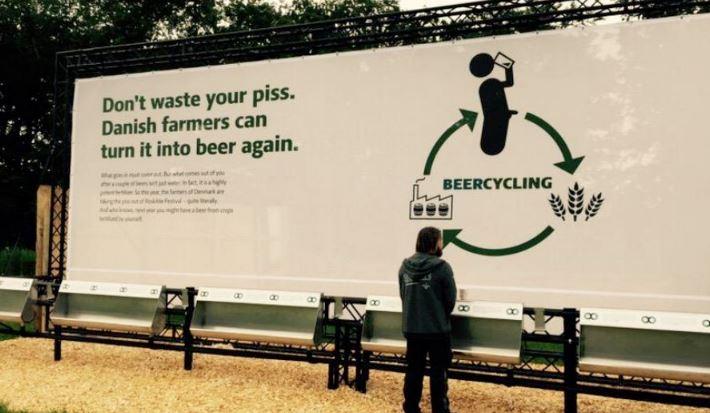 El proceso beercycling buscar promover el reciclaje. (Foto Prensa Libre: Internet)