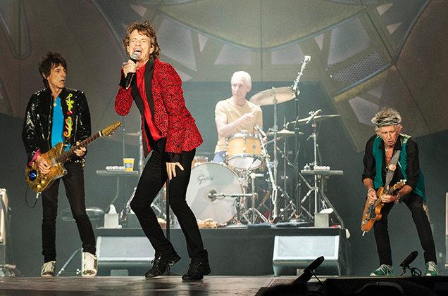El nuevo álbum de los Stones recibe críticas amables el día de su lanzamiento. (Foto Prensa Libre: Hemeroteca PL)