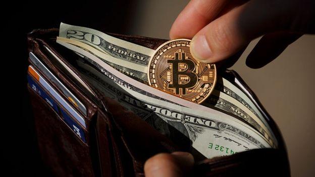 Casi todos los pagos se efectúan en bitcoins. GETTY IMAGES