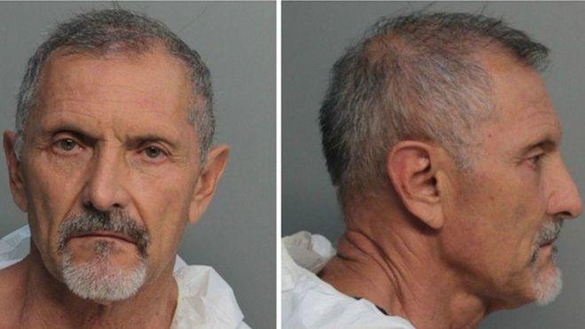 Aníbal Mustelier era sospechoso de una serie de asaltos recientes a joyerías de Miami, Florida. (DEPARTAMENTO DE CORRECIONES DE MIAMI-DADE)