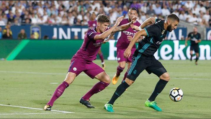 Amistoso: Manchester United venció en penales al Real Madrid