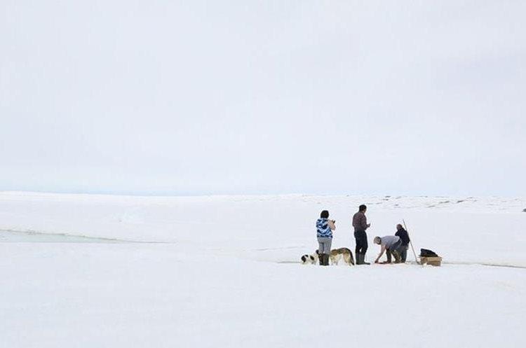 Los inuit se han preocupado por preservar sus tradiciones ancestrales. QAJAAQ ELLSWORTH