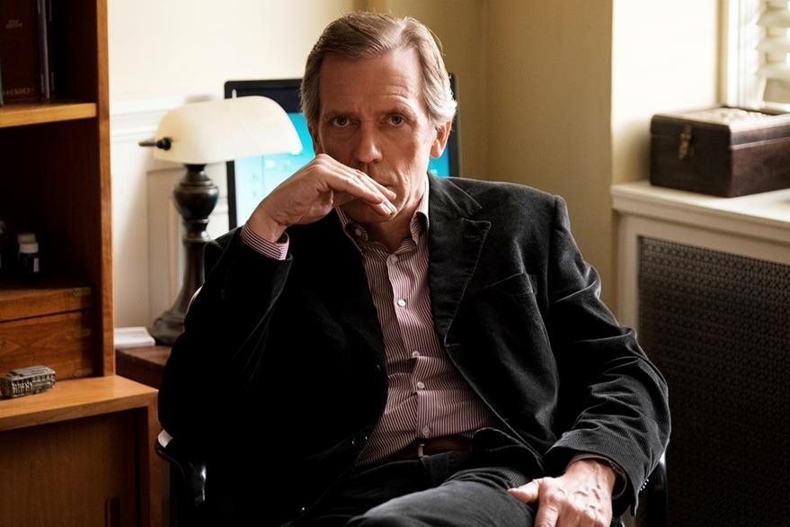 Hugh Laurie regresa a las series como un doctor. (Foto Prensa Libre: AP)