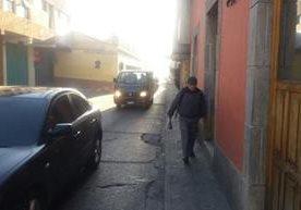 Quetzaltenango reportó - 5 grados centígrados