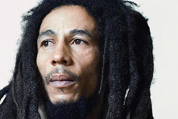 Robert Nesta Marley, conocido como Bob Marley, nació en Nine Mile, Jamaica, y falleció en Miami, EE. UU. (Foto: Hemeroteca PL).