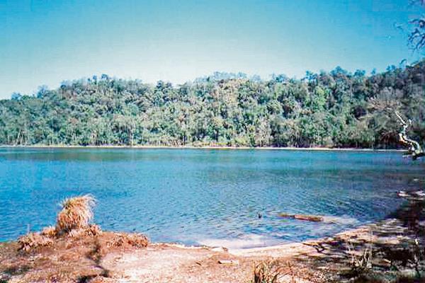 Entre las áreas protegidas escogidas se encuentra Chicabal y Los Cuchumatanes. (Foto Prensa Libre: Hemeroteca)