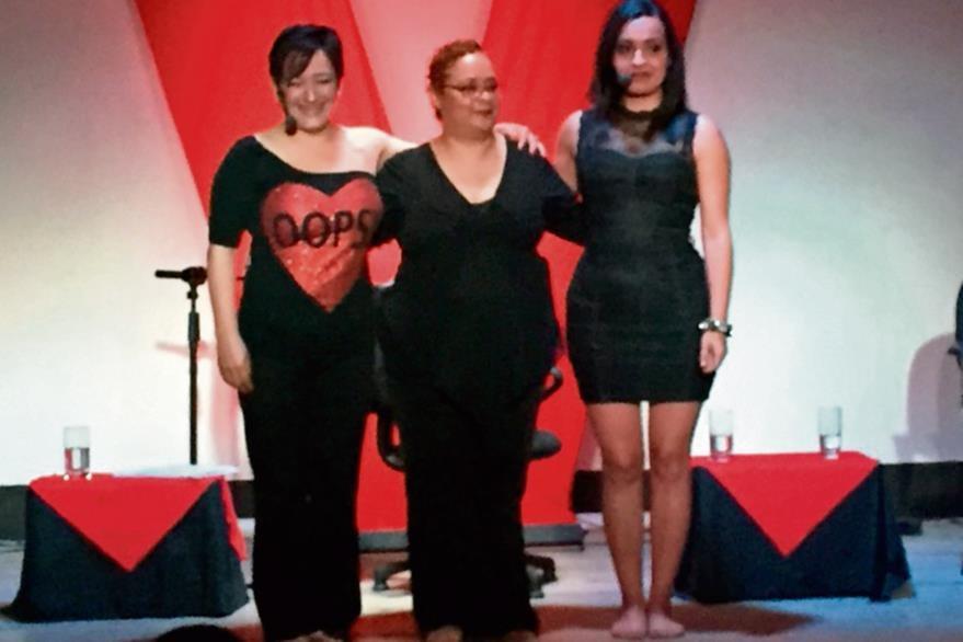 En la presentación del 30 de abril estarán las actrices Liz Fernández, Paola Calderón y Dharma Morales.