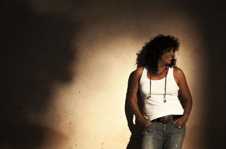 Rosana está lista para cantar en Guatemala.(Foto Prensa Libre: Lunas Rotas)