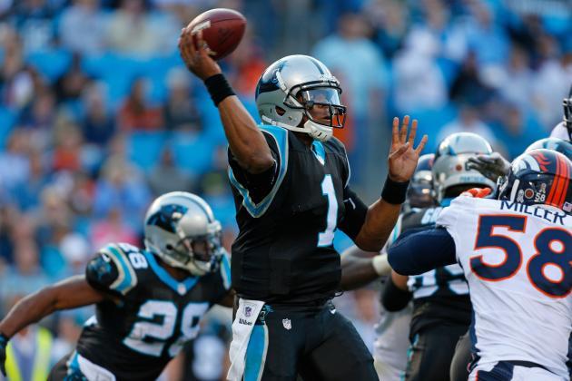 Phanters y Broncos se midieron este año en el Super Bowl 50, este año. (Foto Prensa Libre: Hemeroteca)