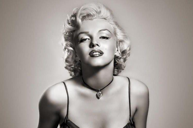 Marilyn Monroe es uno de los ícono del cine mundial. (Foto Prensa Libre: Hemeroteca PL)