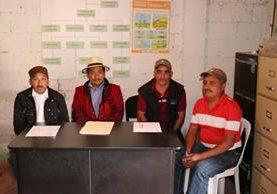 Líderes de Ilom, Chajul, Quiché, solicitaron a las autoridades de Salud y al presidente Jimmy Morales la construcción de un centro de Salud en esa comunidad. (Foto Prensa Libre: Héctor Cordero)