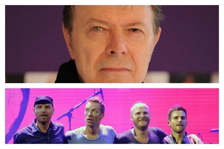 El legendario músico británico David Bowie rechazó colaborar con Coldplay. (Foto Prensa Libre: Hemeroteca PL)