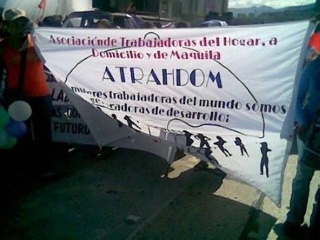 Casi 200 empleadas domésticas piden a políticos comprometerse a impulsar leyes que protejan sus derechos. (Foto Prensa Libre: Hemeroteca PL)<br />