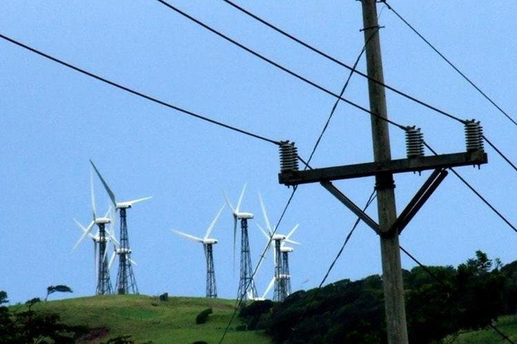 Costa Rica produce casi toda su energía con fuentes renovables. (Foto Hemeroteca PL)