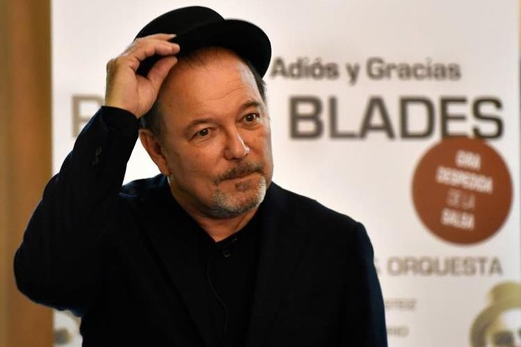 Rubén Blades quiere ser presidente de Panamá