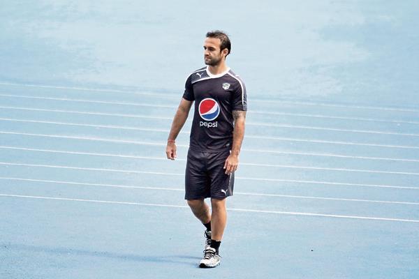 José Manuel Contreras deberá esperar para hacer su debut en el Apertura 2015. (Foto Prensa Libre: Hemeroteca PL)