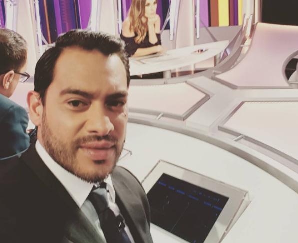 """Carlos """"el Pescado"""" Ruiz ha tenido buena aceptación en el programa de la cadena Bein Sport. (Foto Prensa Libre: Instagram Carlos Ruiz)"""