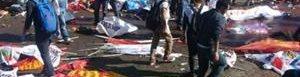 Mueren 30 en atentados en Ankara.
