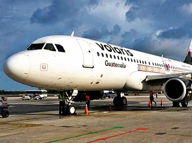 Volaris ya cuenta con vuelos desde Cancún y Guadalajara hacia Guatemala.