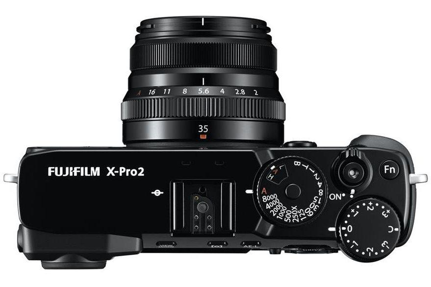 Cámara X-Pro2 (Foto Prensa Libre: Fujifilm).