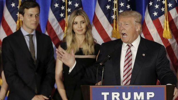Los posibles conflictos de interés del propio Trump todavía no han sido completamente resueltos. (REUTERS).
