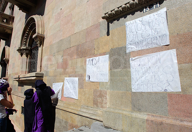 A raíz de la designación de la Huelga como Patrimonio Cultural Intangible se tiene más conciencia sobre el cuidado de los bienes públicos. (Foto: Hemeroteca PL)