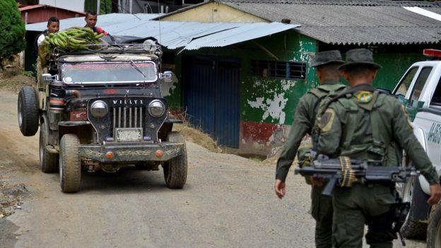 Con apoyo de Estados Unidos, Colombia modernizó e incrementó a sus fuerzas de seguridad. (AFP).