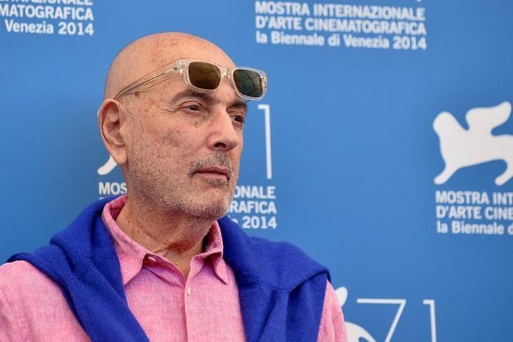 El director brasileño de origen argentino Héctor Babenco estuvo nominado al Óscar. (Foto Prensa Libre: AFP).