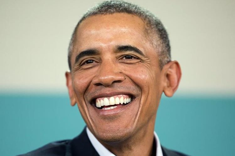 Obama afirmó que gobernar EE. UU. no es lo mismo que presentar un Reality Show. (Foto Prensa Libre: AP).