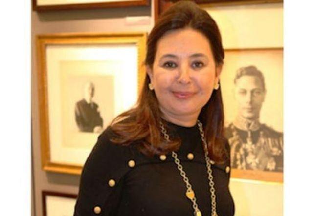 Regina de Camargo Pires de Oliveira es una de las encargadas del grupo Camargo Correa. IGUATEMISAOPAULO.COM.BR