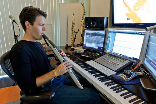 Pieter Schlosser  estudió composición para música de cine y producción musical en la  universidad de Berklee, en Boston. (Foto: Hemeroteca PL).