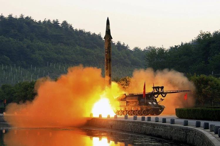"Culmina EU prueba para derribar misil"""