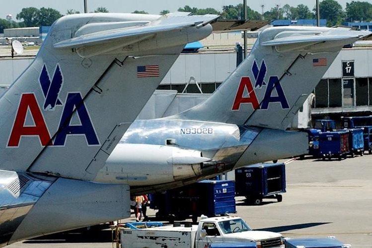 El piloto de la compañía American Airlines murió este lunes en pleno vuelo.(Foto Hemeroteca PL).