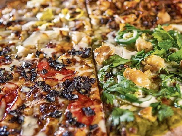 Las pizzas son las preferidas por los comensales y Café Despierto ofrece aproximadamente 50 productos.
