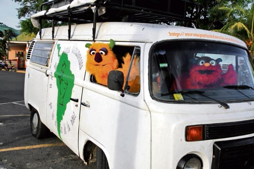 La Guata  recorre varios países de Latinoamérica para presentar el espectáculo  Canícula.
