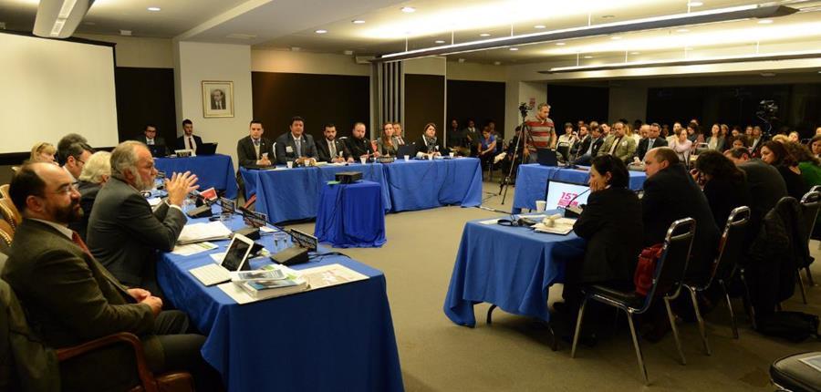 La CIDH obtiene parte de sus recursos a través de la OEA, que le destina 6% de su presupuesto. (Foto tomada del sitio: www.oas.org).