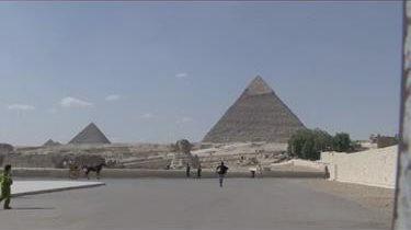 Patrimonio egipcio en vilo