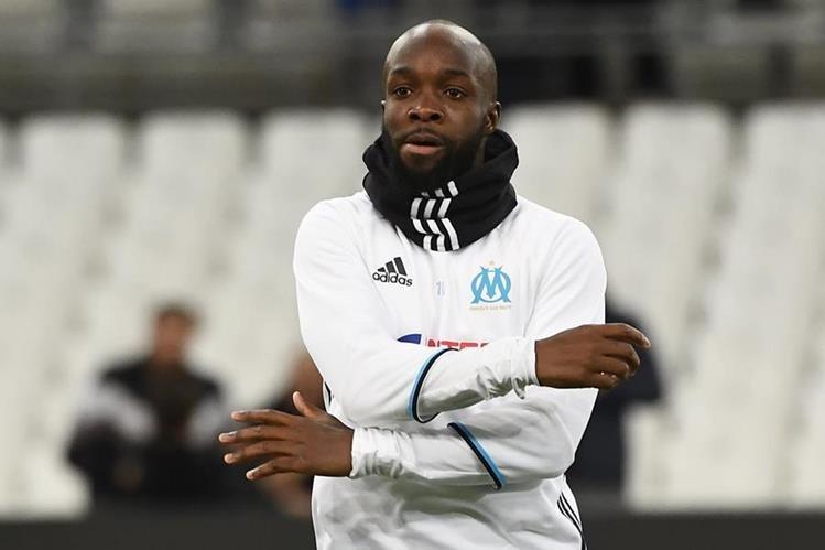 Lassana Diarra finalizó su contrato con el Marsella. (Foto Prensa Libre: EFE).