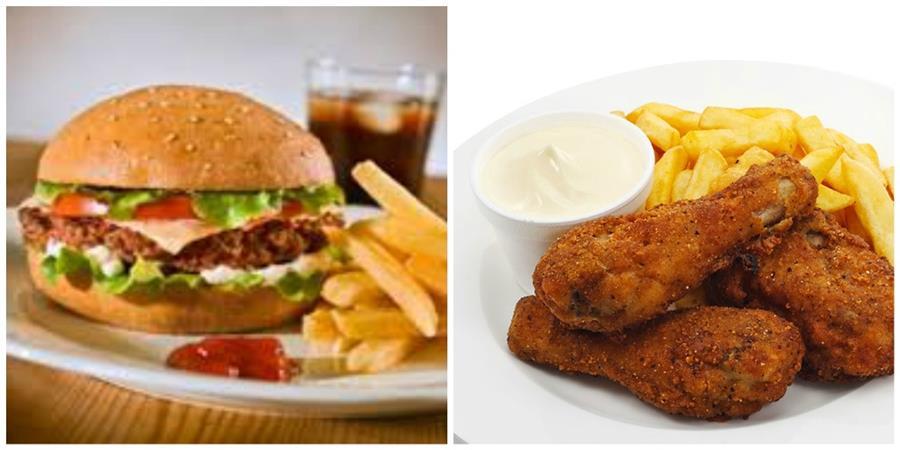 Para poder ganar un menú de comida rápida, se deben trabajar varias horas. (Foto Prensa Libre: Hemeroteca PL)