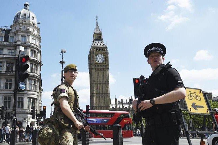 EE. UU. admitió que había filtrado información sobre atentado en el Reino Unido. (Foto Prensa Libre: EFE)