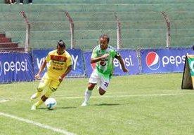 Antigua GFC le ganó 2-1 a Marquense, en la primera fecha del Apertura 2017.