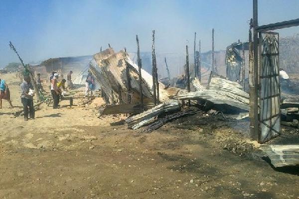 <p>El martes último también se registró un incendio en la región Piura, que destruyó 92 viviendas.</p>