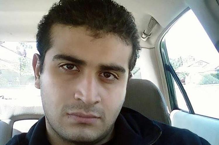 Omar Matten, responsable de haber matado a medio centenar de personas en un club gay de Orlando, Florida. (Foto Prensa Libre: Hemeroteca PL)